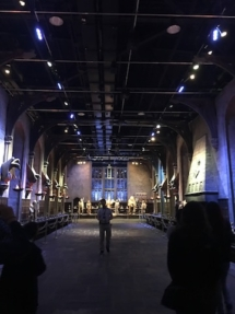 Harry Potter Studio Tour London - The Great Hall