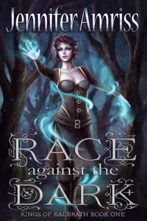 Race Against the Dark by Jennifer Amriss