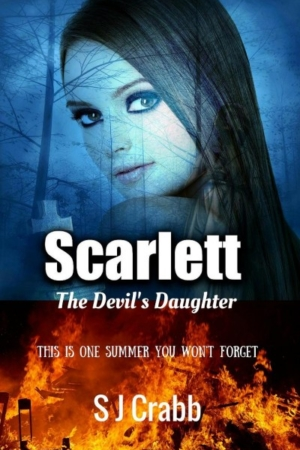 Scarlett - The Devil's Daughter by S.J. Crabb