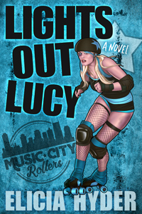 LIGHTS OUT LUCY: ROLLER DERBY 101