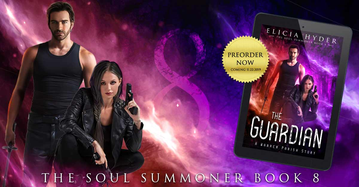 The Soul Destroyer a new novel from author Elicia Hyder