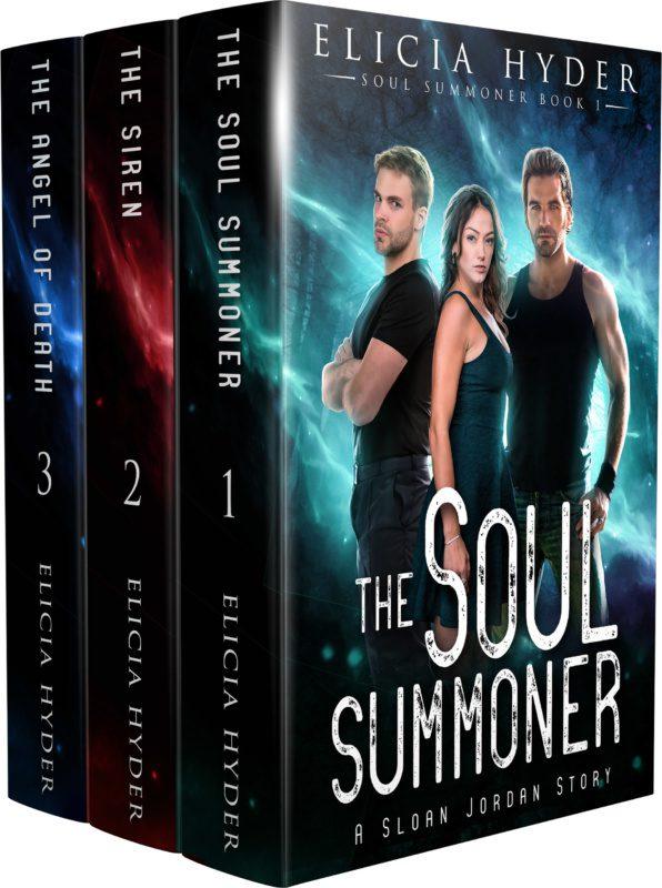 The Soul Summoner Series: Books 1-3