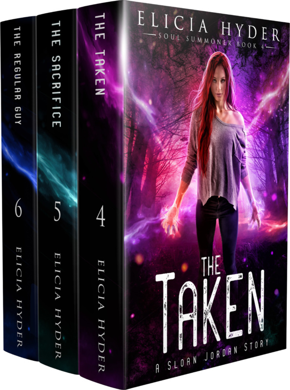 The Soul Summoner Series: Books 4-6
