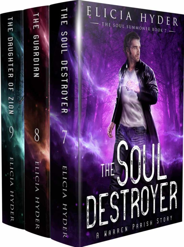 The Soul Summoner Series: Books 7-9